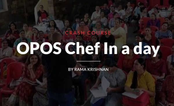 Chef in a Day - Chennai