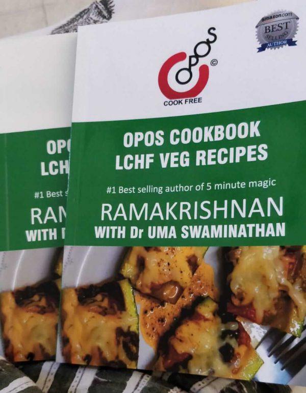 CookBook - LCHF Veg Recipes
