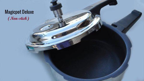 Magicpot Deluxe (2L) with separators (Non-stick)